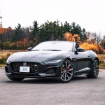 Review 2021 Jaguar F Type R Convertible Canadian Auto Review