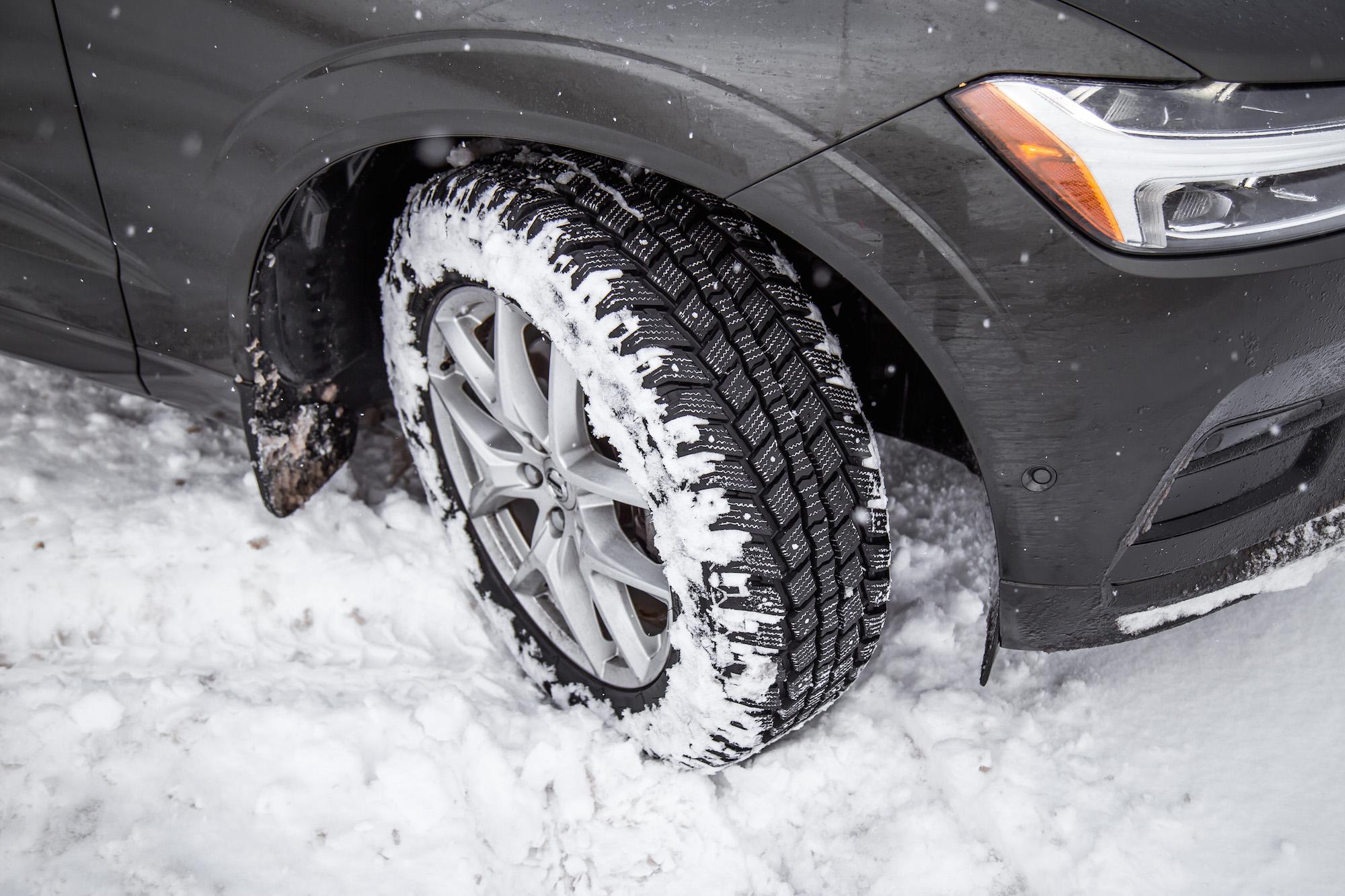 賽輪輪胎 Sailun Iceblazer WST2 冬季雪胎測試 | Canadian Auto Review
