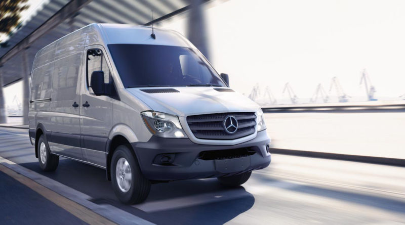 Mercedes-Benz vans win Vincentric Best Fleet Value in Canada awards – Canadian Auto World