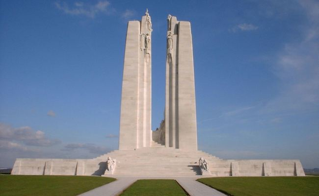 Ww1 Battlefield Tour Canadian Battlefield Tours