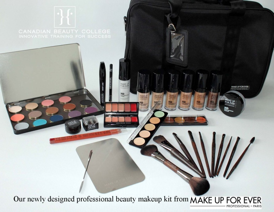 Makeup School Toronto Style Guru Fashion Glitz