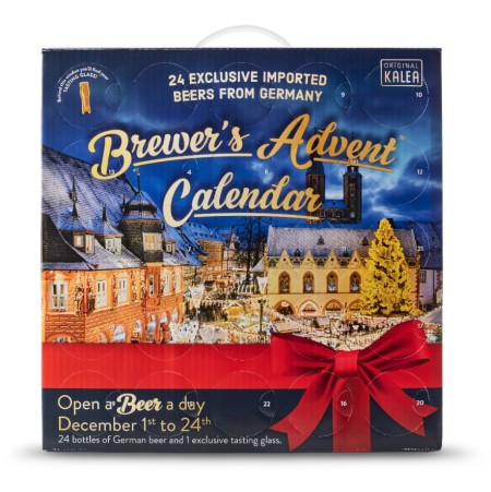 German Brewer S Advent Calendar Now Available In Select