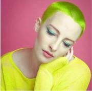 shaved head woman women buzz cut