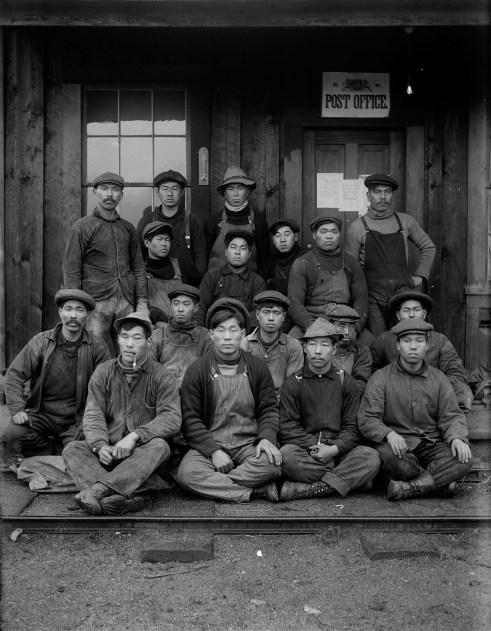 Work Crew - Original Photograph