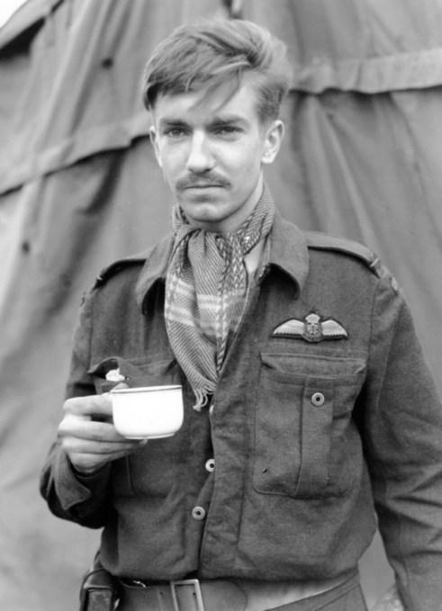John Flintoff - Original Photograph