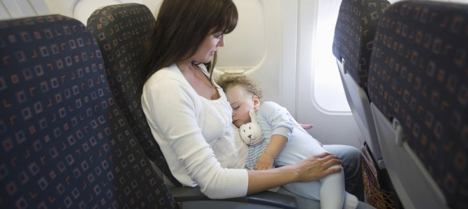 Traveling With Your New Baby?  Here's What You Need To Bring