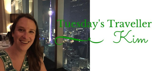 Tuesday's Traveller- Parting