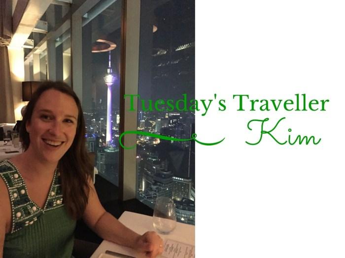 Kim Tuesday's Traveller