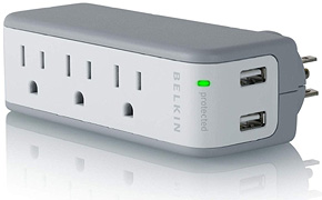 Business Travel USB Outlet Charger