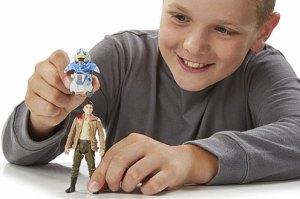 Armor Poe Pilot Star Wars The Force Awakens Action Figure