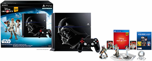 Disney Infinity 3.0: Star Wars™ Limited Edition Bundle PS4