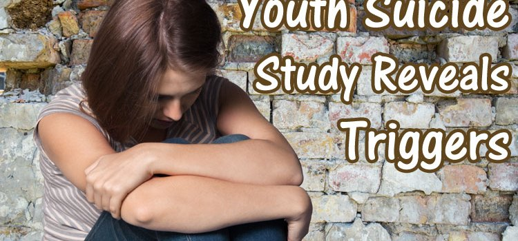 New Youth Suicide Study Reveals Triggers (Infographic)