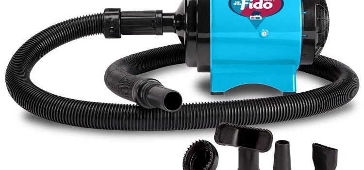 Review: B-Air Fido Max 1 Dog and Cat Dryer