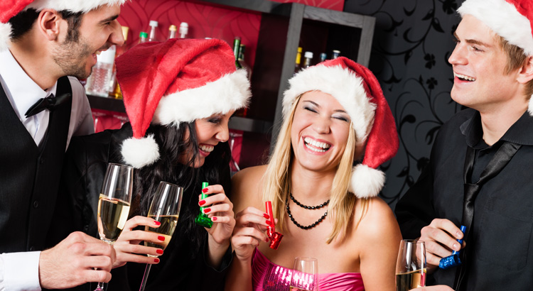 Popular, Easy Christmas and Holiday Party Games for Adults