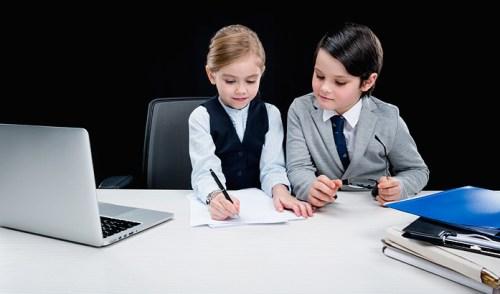 How to Raise an Entrepreneur