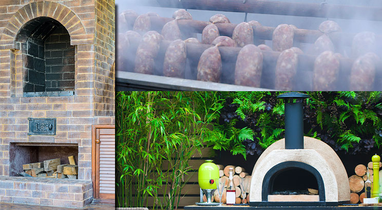 Building Your Outdoor Kitchen - Outdoor Cooking Appliances