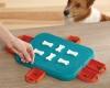 Treat Dispensing Dog Toy Brain Game