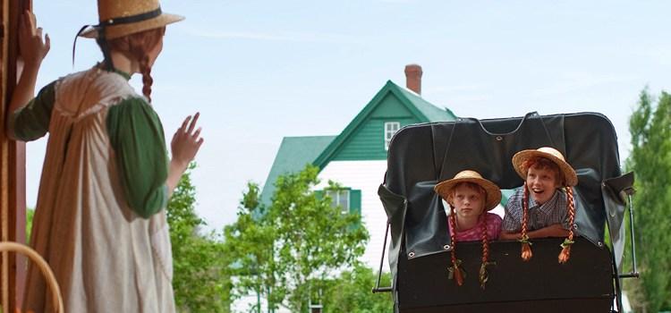 Prince Edward Island Captivates Kids