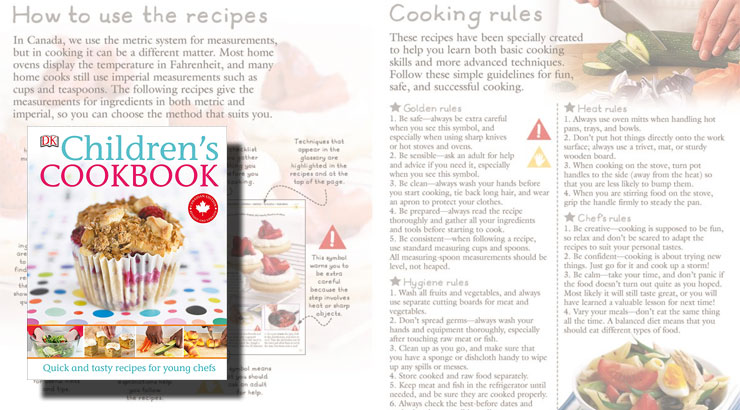 The Children's Cookbook