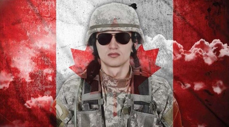 Canadian Serviceman