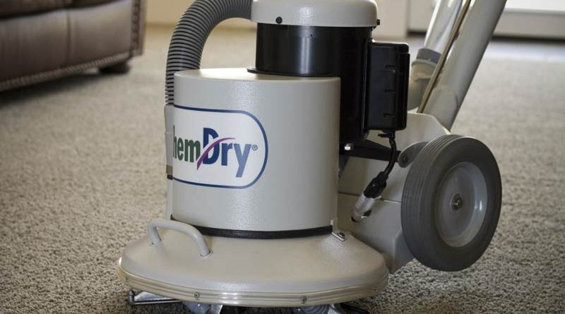 Local Entrepreneur Earns Top Honor from Nation's Leading Carpet Cleaning Franchise