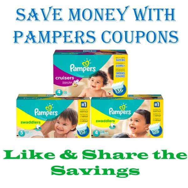 Pampers Coupons For Canada 2018 - Printable Savings found Here