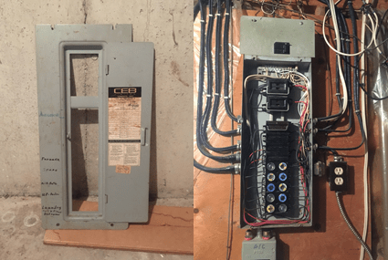 electrical panel hazards 2002 jetta tdi wiring diagram fuse panels canadian home inspection services