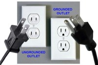 Ungrounded versus Grounded Outlets - Canadian Home ...