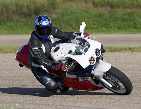 Rekha Motorcycle