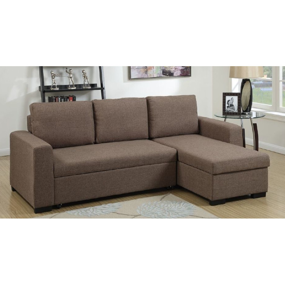 Zara sectional sofa 3in1 sofa bed storage for Sectional sofa or two sofas