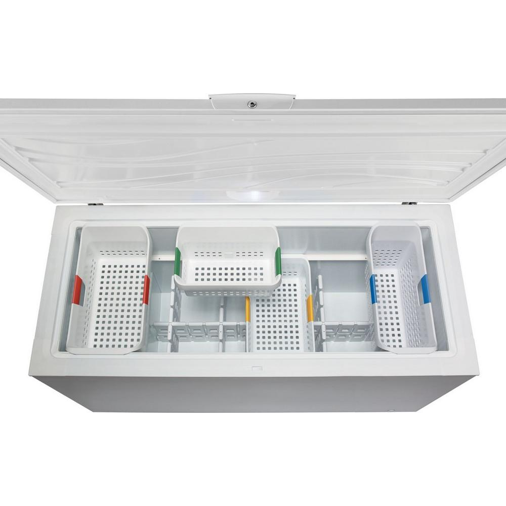 22 Cu. Ft. Chest Freezer U2013 White