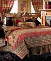 Rustic Bedding - Wildlife Bedding Collections