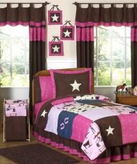 Jojo Cowgirl Bedding - Girls Western Comforter Set