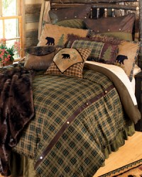 Rustic Bedding, Cabin Bedding & Lodge Bedding Sets