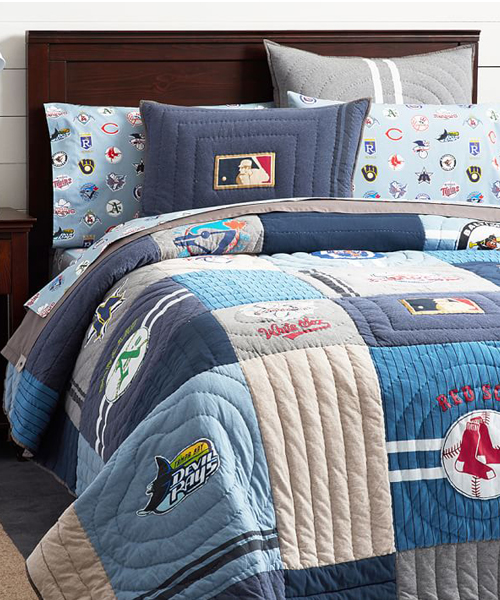 Major League Baseball Bedding