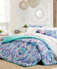 Teen Girl Comforter - Totally Trellis Teen Bedding