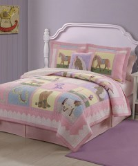 Cowgirl Bedding Sets - Horse Themed Bedroom