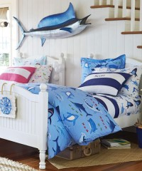 Boys Shark Bedding - Shark Bite Collection