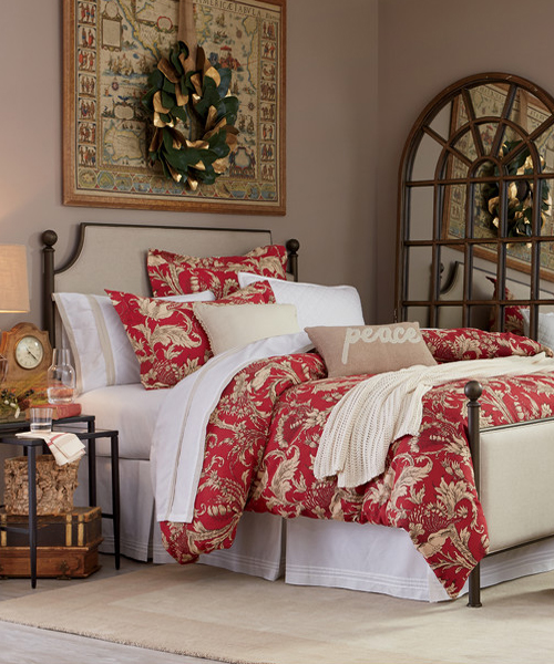 Christmas Bedding  Holiday Bedding Sets  Winter