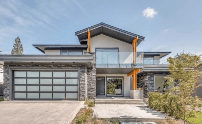 Luxury Homes North Vancouver Bc 920 Melbourne Avenue