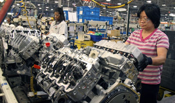 Ford Transmission Wiring Diagram Ohio Plant That Builds Duramax Diesel Engines Gets 60m
