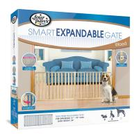 Four Paws Extra Wide Expandable Gate