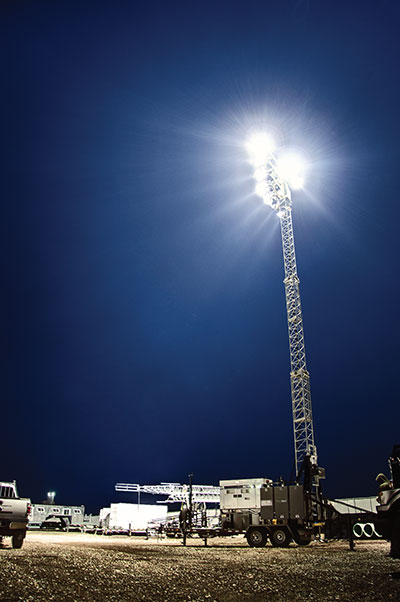 Wiring A Light Pole