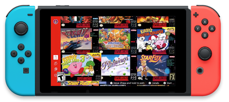 Snes Games Are Now Available On The Nintendo Switch Online