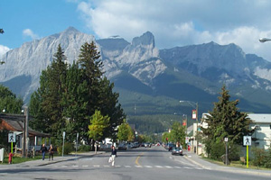 Editorial Office, Canmore, Alberta