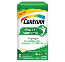 Centrum Probiotics $4 Coupon