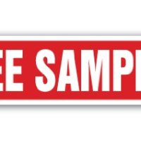 NOT 1 OR 2 BUT 3 NEW SAMPLS FROM SAMPLER!!! CLICK HERE TO SEE HOW MANY YOU GET!!