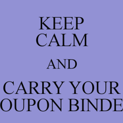 Carry your Coupons with You