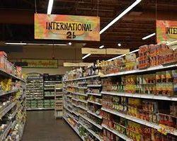 International Food Aisle