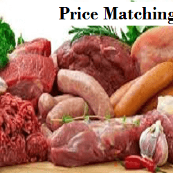 Price Matching Meat